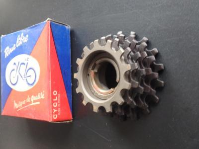 CYCLO Vintage 6 speed 13-18 NOS