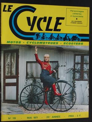 LE CYCLE 1971 - 05 - N°119 Mai 1971