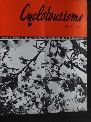 Cyclotourisme 1969 - 03 - N°164 Mars 1969
