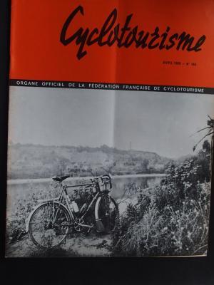 Cyclotourisme 1969 - 04 - N°165 Avril 1969