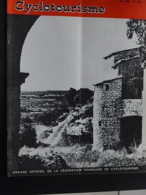 Cyclotourisme 1969 - 05 - N°166 Mai 1969