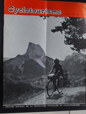 Cyclotourisme 1969 - 07 - N°168 Juillet Aout 1969