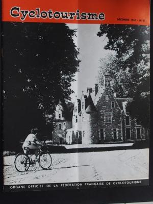 Cyclotourisme 1969 - 12 - N°171 Decembre 1969