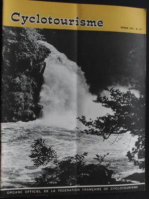 Cyclotourisme 1970 - 02 - N°173 Fevrier 1970