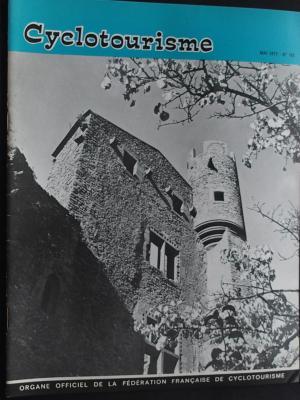 Cyclotourisme 1971 - 05 - N°186 Mai 1971