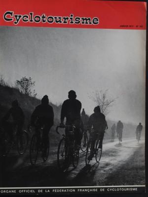 Cyclotourisme 1972 - 01- N°192 Janvier 1972