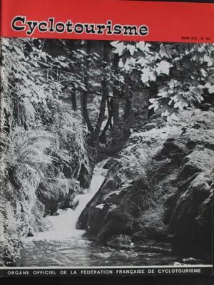 Cyclotourisme 1972 - 03- N°194 Mars 1972
