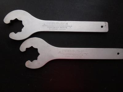 SHIMANO DURA-ACE & 600 EX HEADSET TOOL,1980'S (Set of 2)
