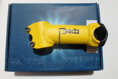 DEDA LYNX Stem yellow 100/110/120/130mm 1""