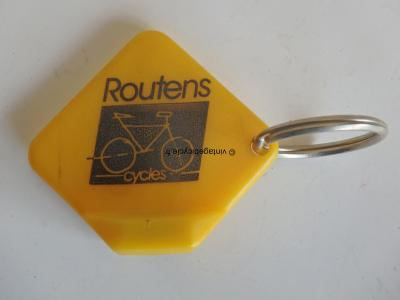 "ROUTENS Spoke wrench ""Key ring"""