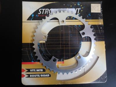 STRONGLIGHT Chainring 46 122mm NOS