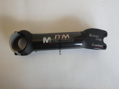 ITM MILLENNIUM O.S. CNC Ergal Carbon 140 mm. NOS
