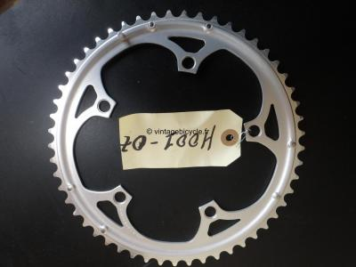 CAMPAGNOLO 53t (39) Steel Chainring 135mm. NOS