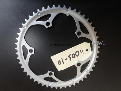 CAMPAGNOLO 52t (42) Steel Chainring 135mm. NOS