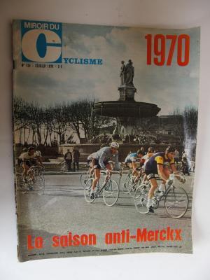 MIROIR DU CYCLISME 1970 - 02 - N°124 février 1970