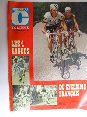 MIROIR DU CYCLISME 1970 - 01 - N°123 janvier 1970