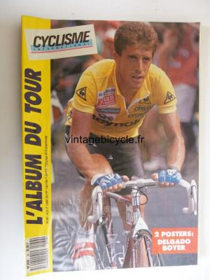 CYCLISME INTERNATIONAL 1988 - 08 - N°36 aout 1988