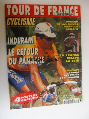 CYCLISME INTERNATIONAL - SPECIAL TOUR DE FRANCE