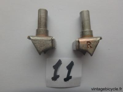 BRAKE BOSS CANTI and V-BRAKE Rear - Steel (pair)