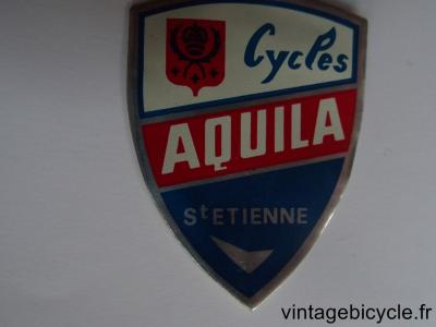 AQUILA CYCLES St ETIENNE STICKER NOS