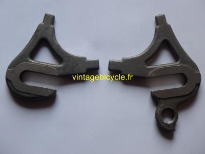 Dropout set vintage frame Rear NOS (pair)