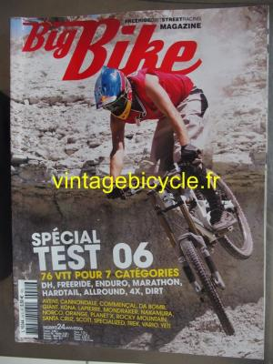 BIG BIKE 2006 - 01 - N°24 janvier 2006