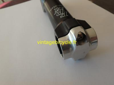 "FRM WEB-STEM Aluminum Stem 1""1/8 120 mm length."