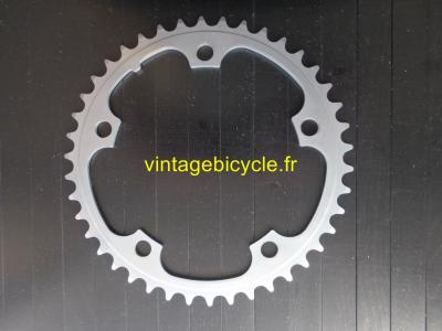 42t Steel Chainring 130mm NOS