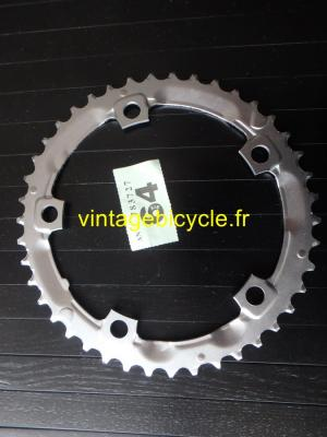 SHIMANO 42t Chainring SG-A 8S Steel bcd 130mm NOS