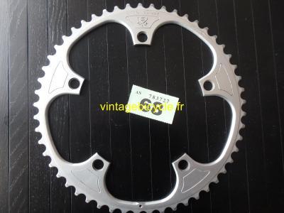 STRONGLIGHT 53t Chainring Aluminium bcd 144mm VGC