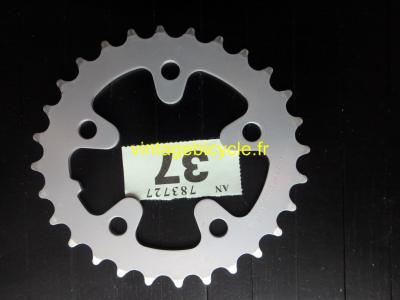 SHIMANO SG Biopace 28t Chainring 74mm 5-Bolt Aluminum NOS