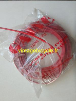 Corsa Hi Tech Housing VINTAGE NOS Red 20m