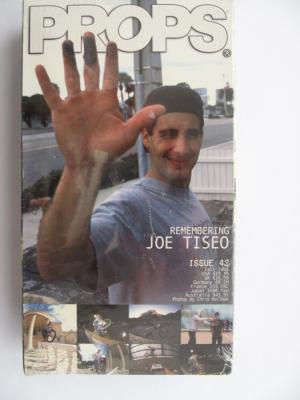Props ISSUE 42 (2001) BMX Video DVD TRES RARE neuf pas ouvert