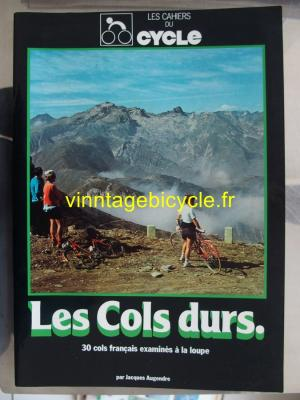 LE CYCLE l'officiel 1979 - LES COLS DURS (Les cahiers du Cycle)