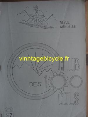 Club des 100 cols N° 02