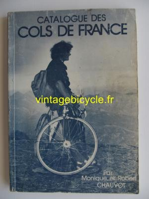 CATALOGUE DES COL DE FRANCE 1981 - Monique et Robert Chauvot