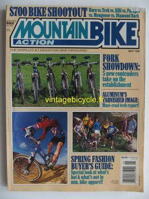 MOUNTAIN BIKE ACTION 1995 - 05 - N° 5 mai 1995