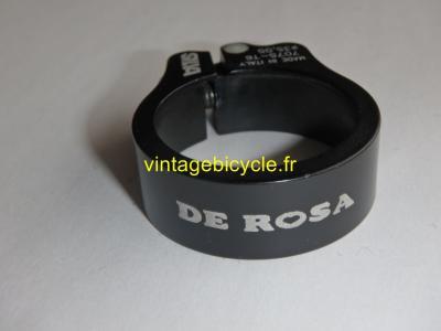 DE ROSA Collier tige de selle pour tube de cadre 35.05mm