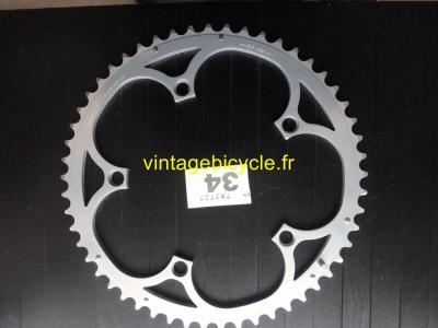 CAMPAGNOLO 53t (39) RECORD Chainring 135mm. NOS