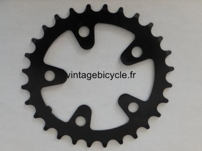 SHIMANO SG Biopace 28t Chainring 74mm 5-Bolt Steel NOS