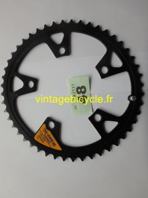48t SHIMANO BIOPACE-SG B Chainring Steel bcd 110mm NOS