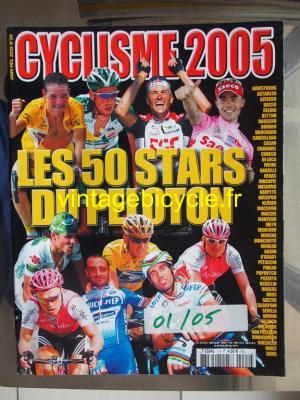 CYCLISME 2005 - 01 - N°2H janvier / fevrier 2005
