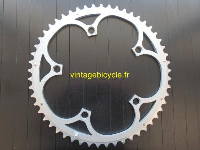 CAMPAGNOLO 53t (42) RECORD Chainring 135 bcd. NOS