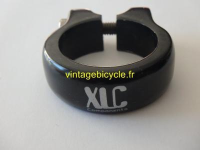 XLC Collier tige de selle pour tube de cadre 34.9mm H:15mm NOS