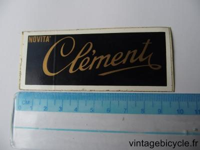 CLEMENT NOVITA STICKER NOS