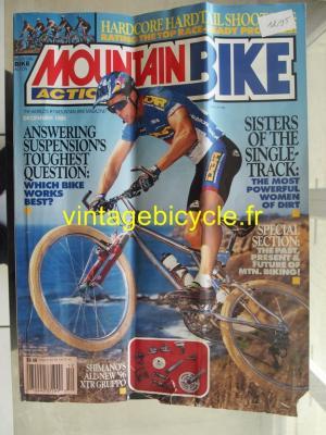 MOUNTAIN BIKE ACTION 1995 - 12 - N° 12 decembre 1995