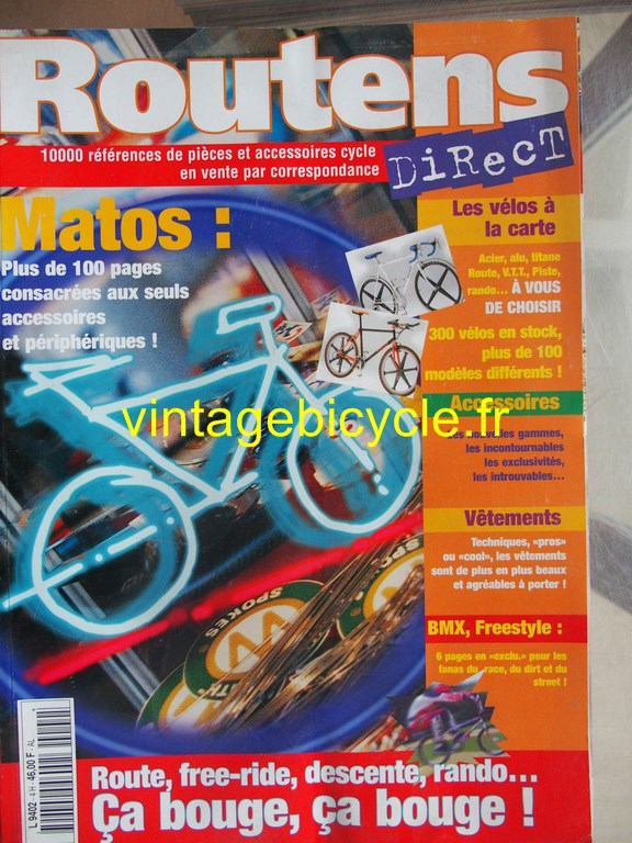 Vintage bicycle fr 60 copier 3