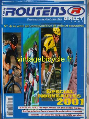 ROUTENS DIRECT 2001