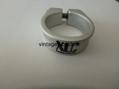 XLC Seatpost Clamp 34.9mm H:15mm Seat Tubes NOS