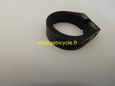 Collier tige de selle pour tube de cadre 33mm H:12mm NOS